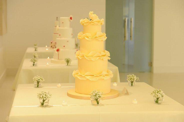 Le wedding cake Amatelier per il matrimonio!