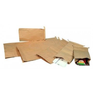 2 Ply Gusseted Paper Bags from Macfarlane Packaging