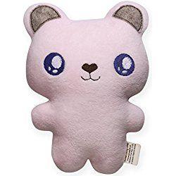 Plush Handmade Teddy Bear, Kawaii Style Stuffed Animal, Personalized Gift, Customizable, Easter Gift