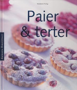 """""""Paier og terter"""" av Mary Cadogan"""