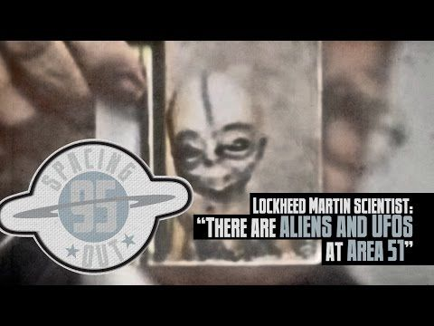 Lockheed Martin scientist says there really are aliens and UFOs at Area 51 - Openminds.tv