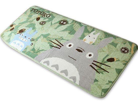 Alfombra Totoro 39€   pikapikashop.com #totoro #alfombra #myneighbortotoro #kawaii #love #cute #pikapikashop #barcelona