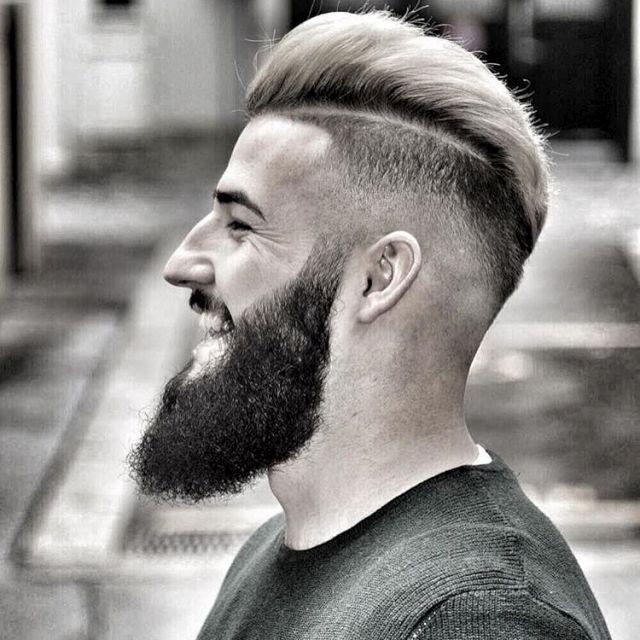 Frisuren 30er herren