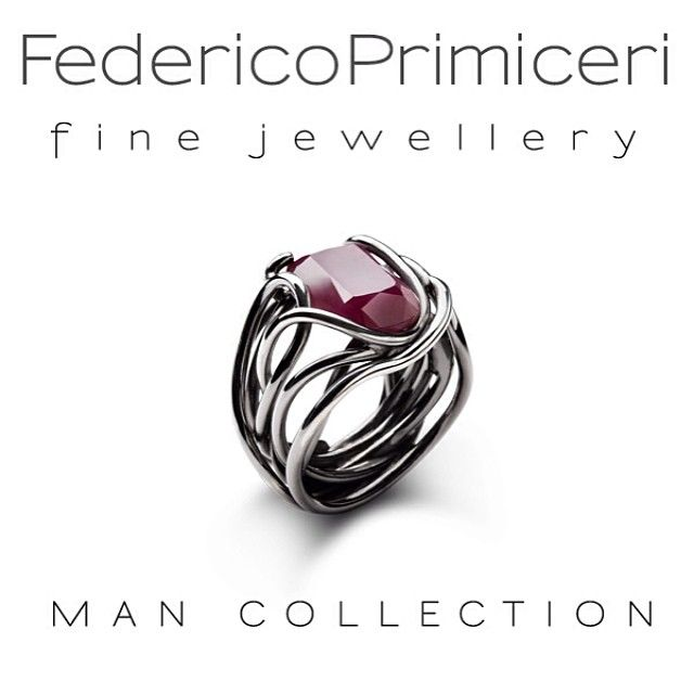 Unique style, contemporary elegance, extraordinary handmade jewels for Men. This is fine jewellery Man Collection by #FedericoPrimiceri @federicoprimiceri @federicoprimiceriluxuryjewelry . Collection available at Federico Primiceri #monobrand luxury gallery in Lecce and @luisaviaroma in Florence and on www.luisaviaroma.com #rings #luxury #mancollection #2014 #2015 #federicoprimiceri #finejewellery #luisaviaroma #florence #lecce #handmade #unique #likes #love #rubin #silver #diamonds…