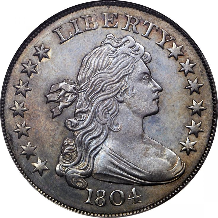 The rare coin and currency auctioneer, which is handling the sales with Sotheby's, believes the coins could shatter the $10 million record set in 2013 for a 1794 Silver Dollar. Description from businessinsider.com. I searched for this on bing.com/images