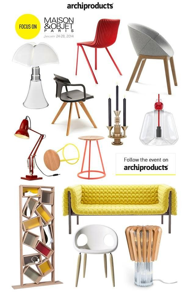 Maison & Objet starts tomorrow!   Follow the special edition on Archiproducts, don't miss the latest novelties from the best design brands: www.archiproducts.com/en/events/maison-objet