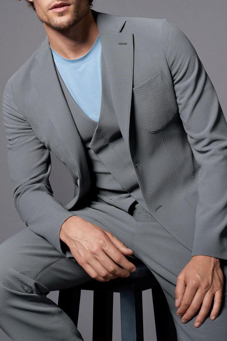Giorgio Armani — Men Spring 2016