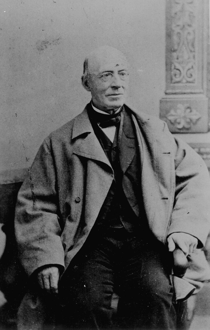 William Lloyd Garrison, Abolitionist    http://www.archives.gov/research/military/civil-war/photos/images/civil-war-131.jpg