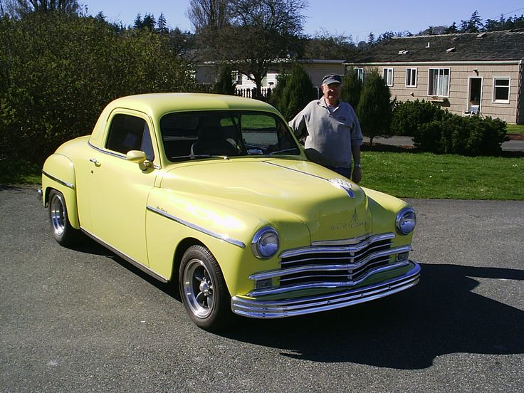 1949 plymouth business coupe plymouth pinterest for 1951 plymouth 3 window coupe