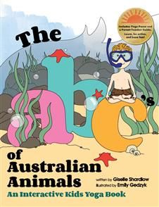 ABC's of Australian Animals - Kids Yoga Stories Review and Giveaway on Alldonemonkey.com - 31 Days of ABCs