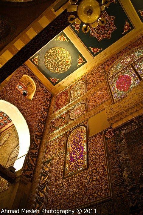 "iseo58: ""Inside Al-Aqsa Mosque (Palestine). """