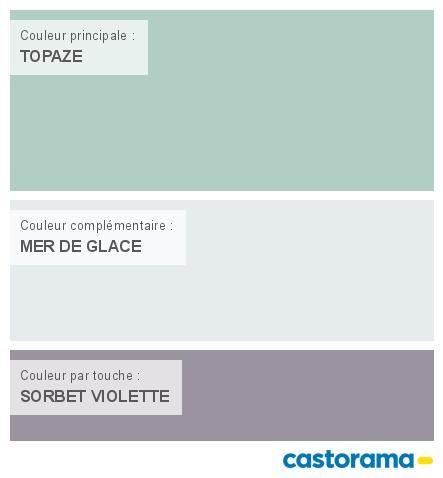 15 best Combinaisons de couleur images on Pinterest Color combos - preparer un mur pour peindre