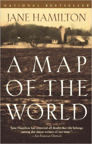 The best reads from Oprah's Book Club list, including A Map of the World by Jane Hamilton.