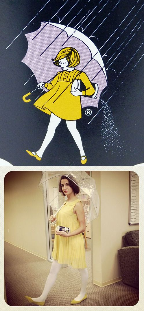 25 Creative DIY Costumes for Halloween 2013!! #halloween #halloweencostumes #halloweencostume #diy