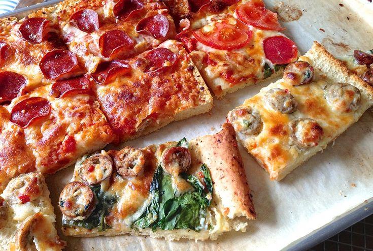 Blitz Pizza - Flourish - King Arthur Flour