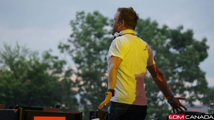 Dash Berlin delivers a trance set at Ultra Europe (Video) — EDM Canada