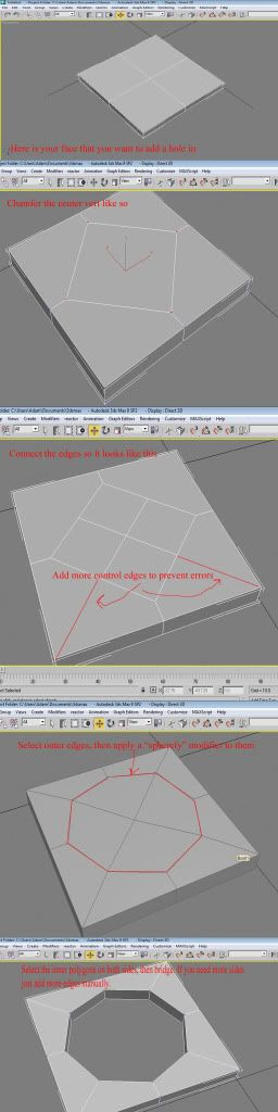 FAQ: How u model dem shapes? Hands-on mini-tuts for mechanical sub-d AKA ADD MORE GEO - Page 38 - Polycount Forum