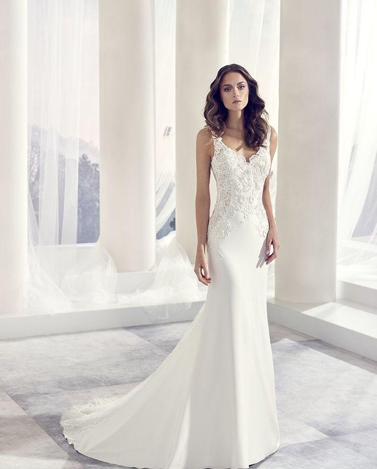 Templeton esküvői ruha | Modeca esküvői ruha | Love-esküvő.hu