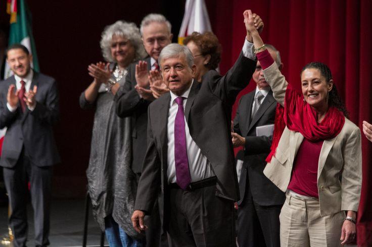 #DESTACADAS:  Irá Claudia Sheinbaum por la gobernatura de la CDMX - Diario Basta! (Comunicado de prensa)