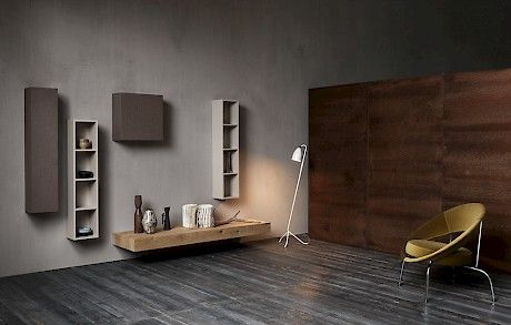 Ink NK 15 | Compab _ Living design! Spazi unici, aperti o contigui per uno stile unico, con arredi coordinati che rendono gli ambienti armonici e ordinati.
