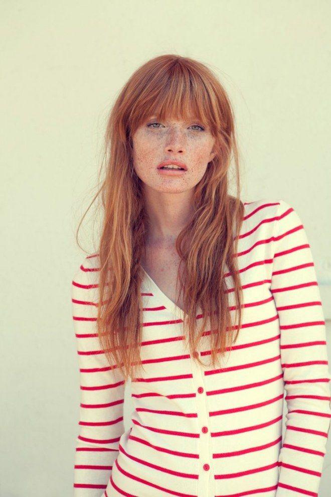 die besten 25+ sommersprossen blond ideen auf pinterest | blonde