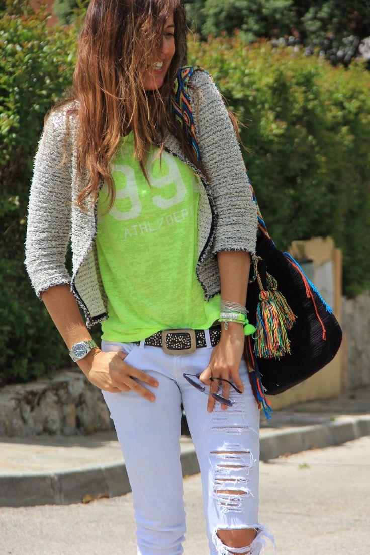 Wayuu Bags ( Knitwear Blazers & Graphic T-Shirts )