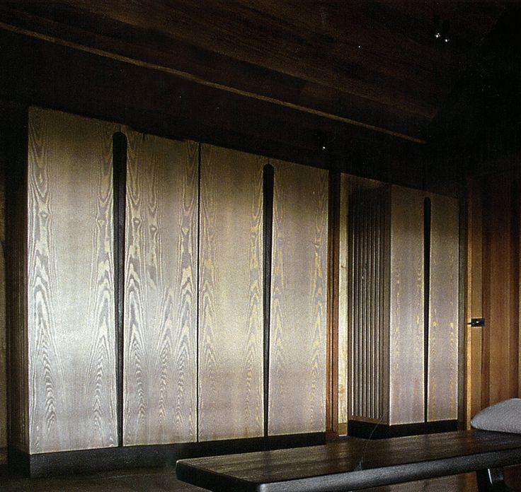 Stunning Panels,Christian Liaigre