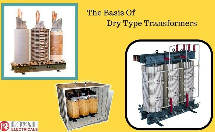 The Basis Of #Dry #Type #Transformers