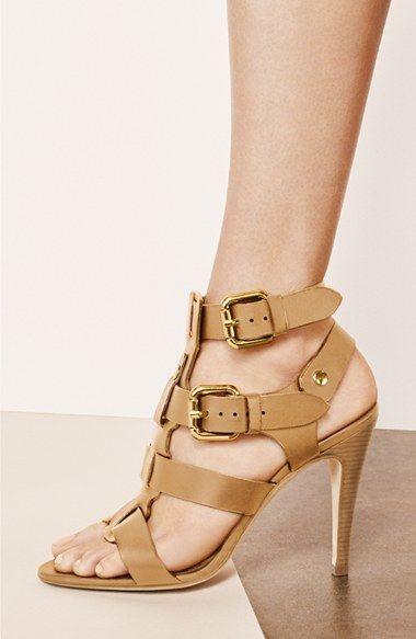 Manolo Blahnik 'Ocealiono' Sandal available at #Nordstrom