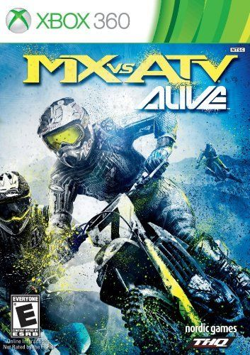 MX vs ATV Alive  Xbox 360 by Nordic Games -- Click image for more details. Note:It is Affiliate Link to Amazon.