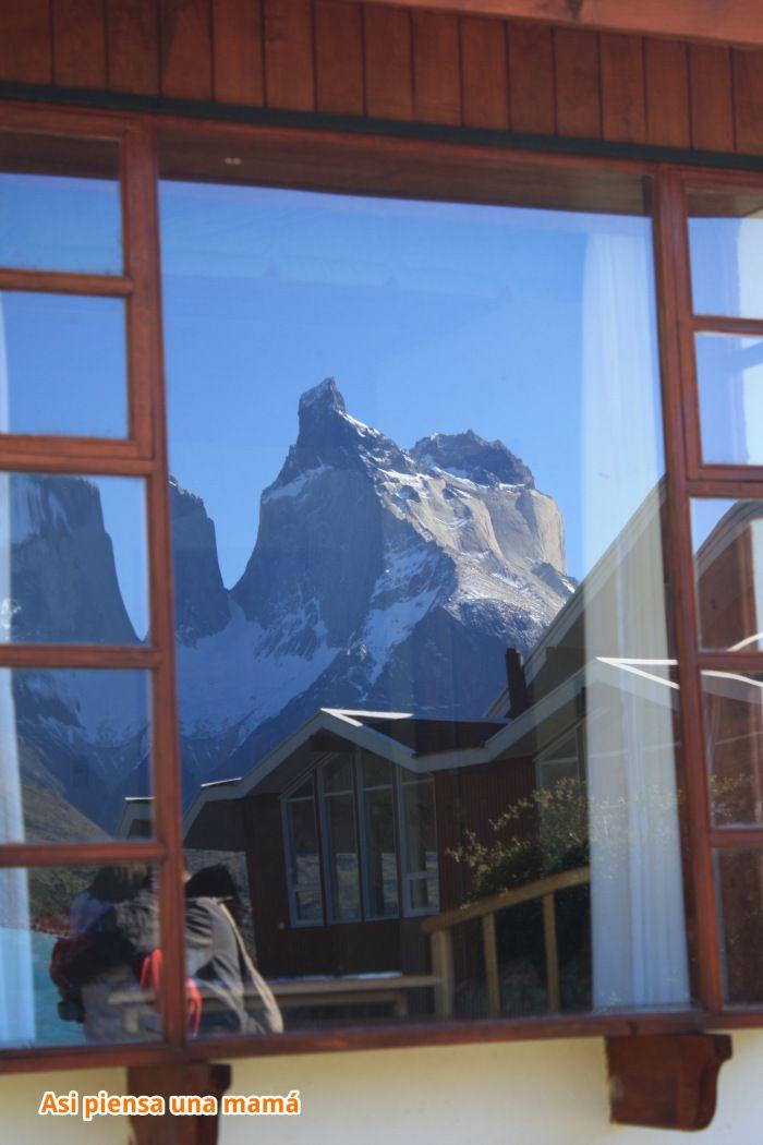 Paisajes de Chile y del sur: Torres del Paine