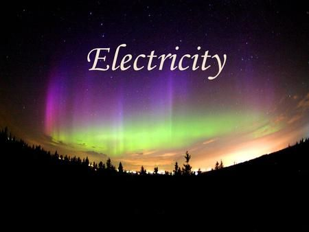 Electricity. Electric Charge Rules: –More protons than electrons: + charge –More electrons than protons: - charge –Like charges repel; opposite charges.>