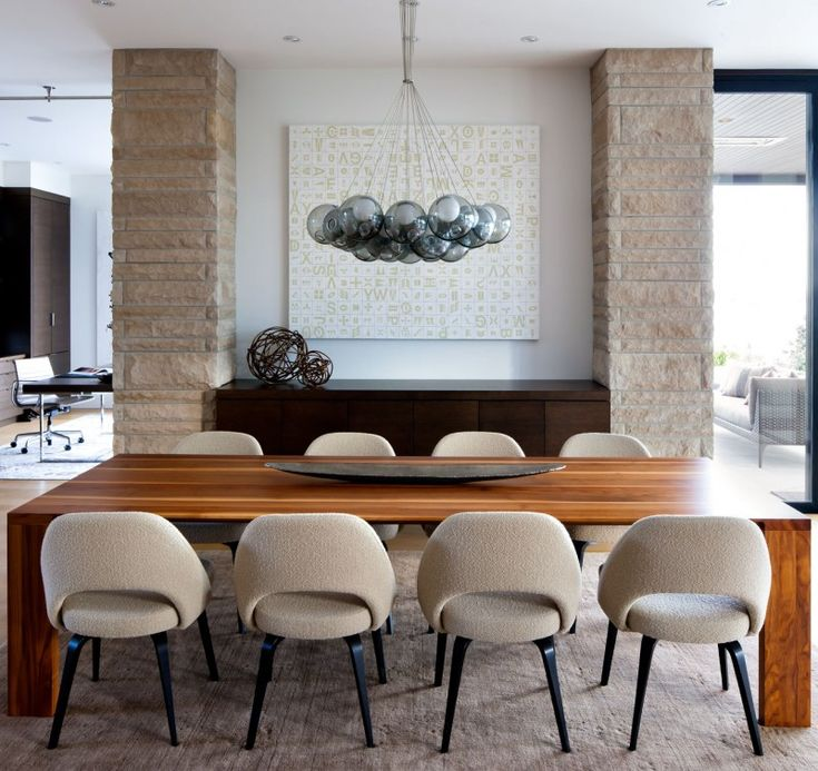 Modern Home Dining Rooms best 25+ wooden dining tables ideas on pinterest | dining table