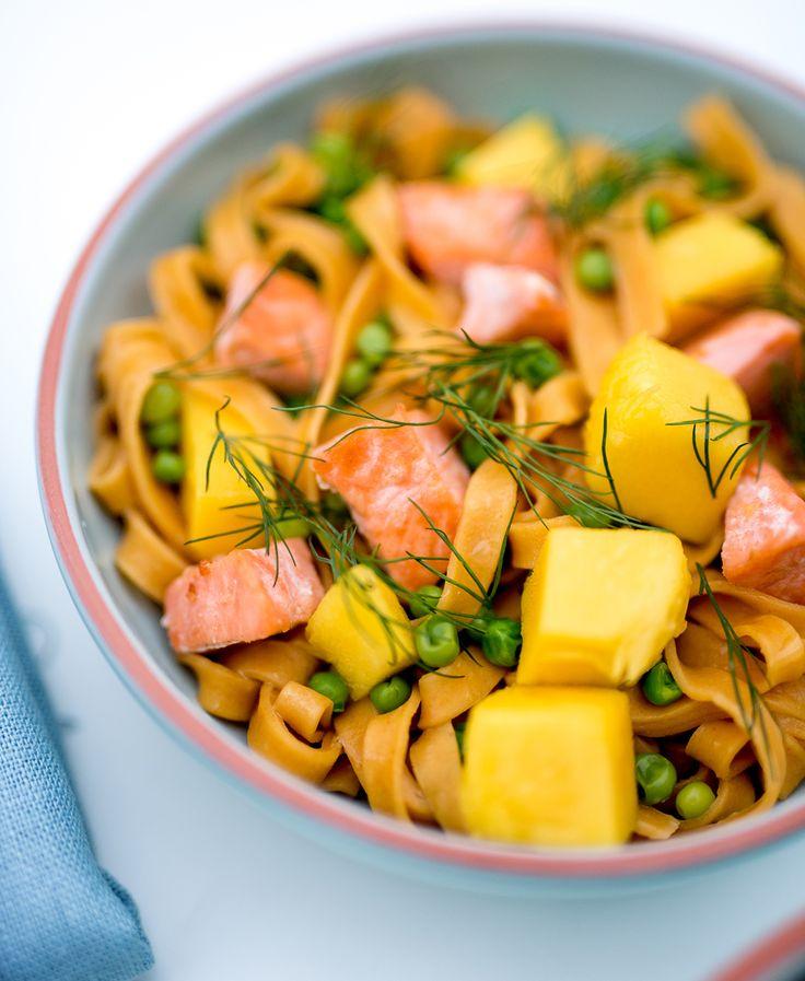 Disse pastarettene er superraske å lage, i tillegg til at de inneholder mer grønnsaker enn du skulle tro. Oppskrifter på knallgode pastaretter.