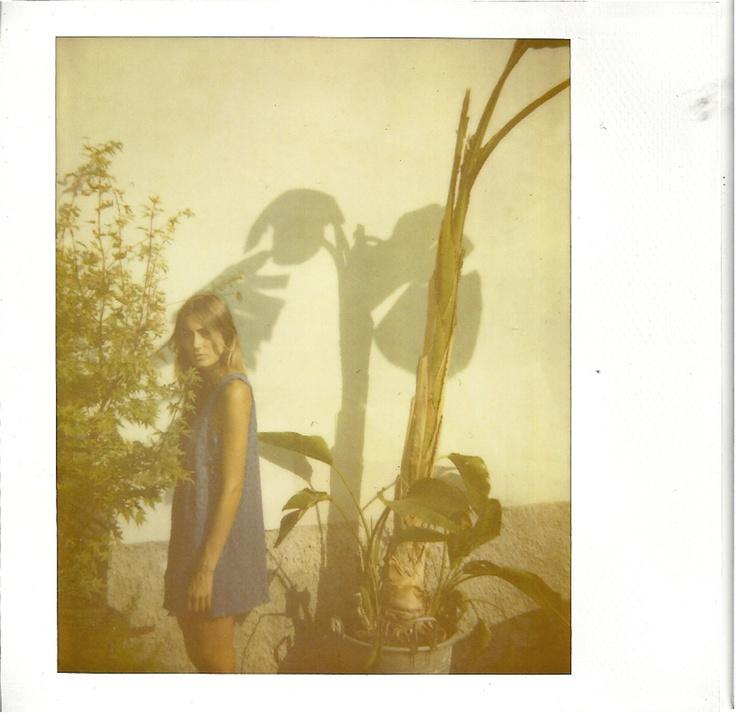 like my mother - polaroid 15