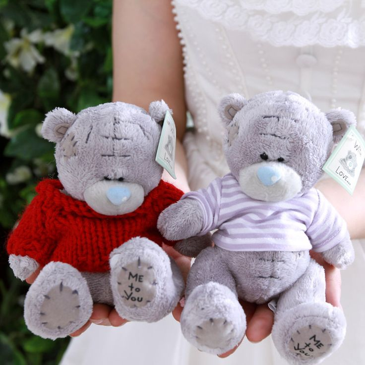 Kartun Mewah Boneka Beruang Mainan Boneka Boneka Ulang Tahun Untuk Valentines Bears Jumbo untuk Bayi & Anak-anak Hadiah Natal satu pcs