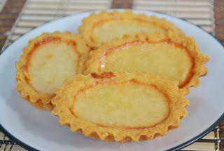 Resep Emak: Resep Pie Susu Original