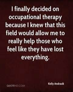 occupational therapy quotes - - Yahoo Image Search Results