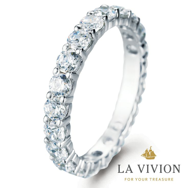 Unique In our collection we have these rings with a different diamonds weight to fit your budget
