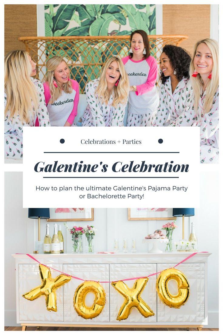 Bachelorette Party Ideas. #bachelorettepartyideas #galetinesday #weddinginspiration #bridetobe #partyideas