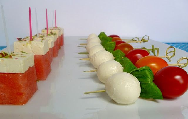 Vanilla Clouds and Lemon Drops: Cheese & Fruit Skewers for a Birthday Party {and a Tonka Truck Cake!}