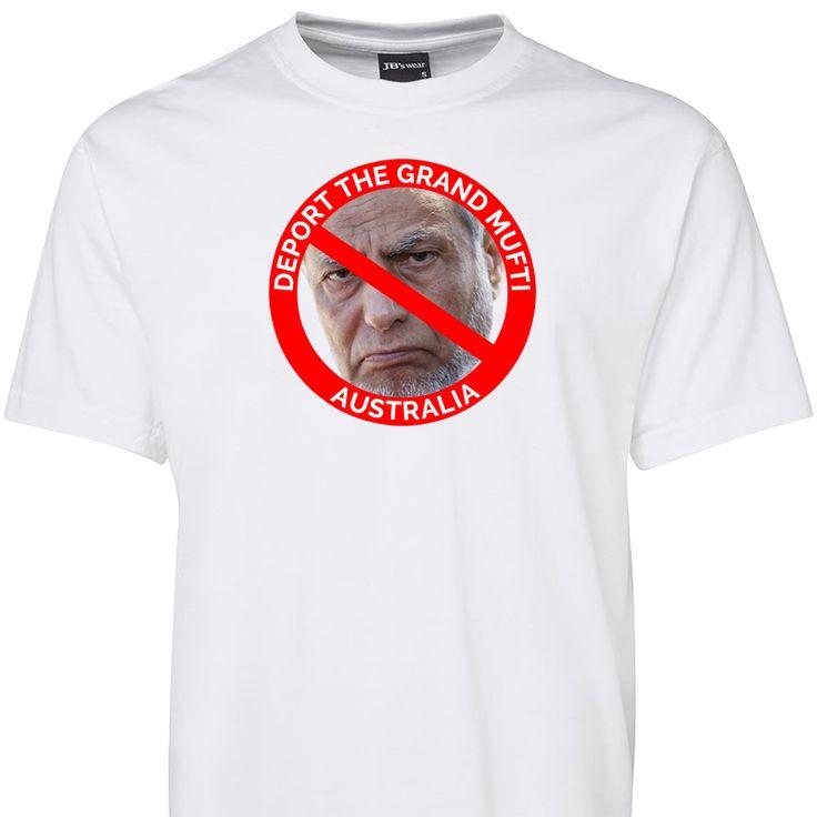 Deport The Grand Mufti T Shirt
