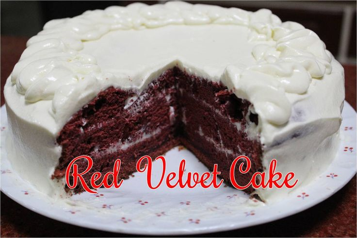 Red Velvet Cake  Recipe: http://youtu.be/IKJ5plZ03RI?list=PLKzua_x2TbRxiJqx22pkuie3SjLZrlGbY