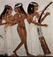 Despre muzică: Muzica in Antichitate. Egiptul Antic