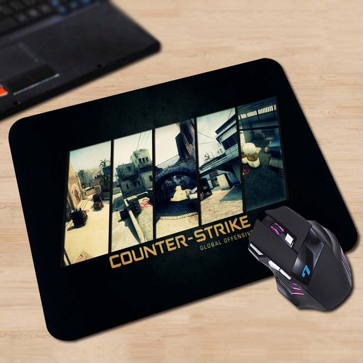 counter strike go free shipping chic rubber mouse pad durable mat custome make your own mat