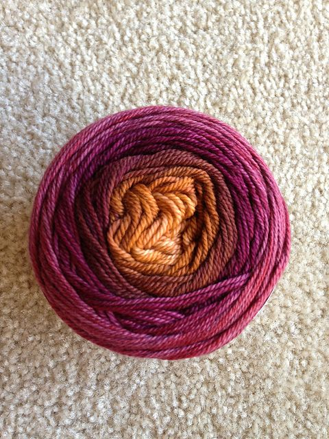 Twisted Fiber Art Tasty Evolution Velvet Colourway