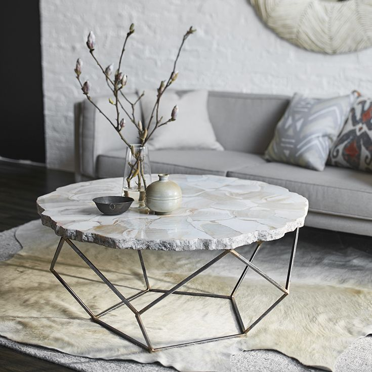 Tree Trunk Coffee Table South Africa: 53 Best PALECEK Tables Images On Pinterest