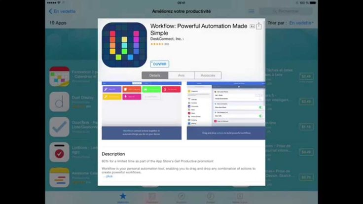 Review: Workflow for iOS