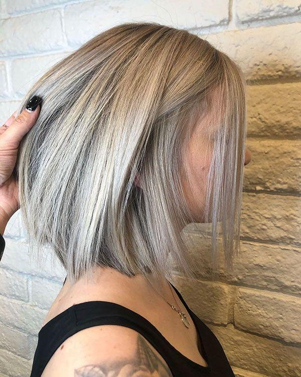 25 Mid Length Bob Haircuts The Best Short Hairstyles For Women 2015 Hair Styles Thin Straight Hair Thin Fine Hair