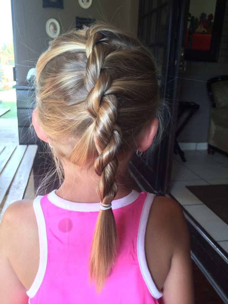 Twisted braid